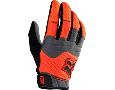 FOX SIDEWINDER POLAR - guanti fluo orange