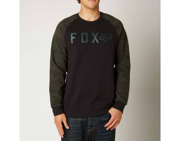 FOX TRESSPASS Sweater black camo