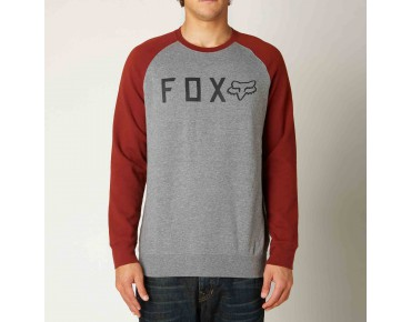 FOX TRESSPASS Sweater heather graphite