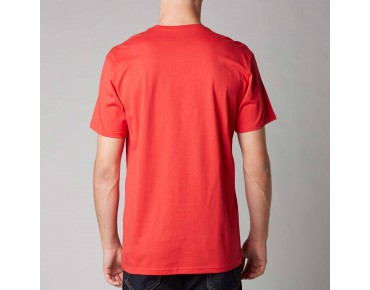 FOX D.T.R. T-Shirt open red
