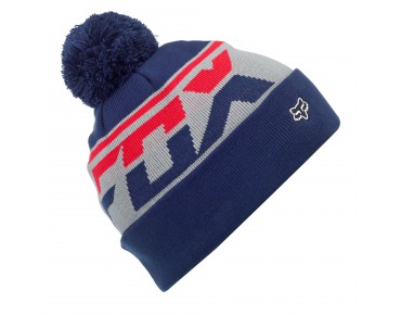 FOX FREAKOUT beanie open blue