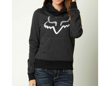 FOX EXPLODE Damen Hoodie heather black