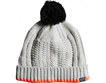 FOX DOOZY Beanie light heather grey