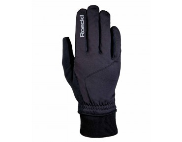 ROECKL RAJOLA WINDSTOPPER softshell winter gloves black