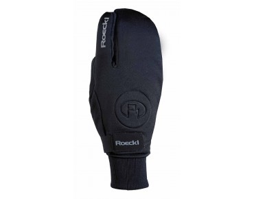 VENERI TRIGGER WINDSTOPPER soft shell winter gloves black