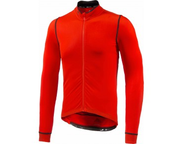 adidas supernova warm long-sleeved jersey bold orange