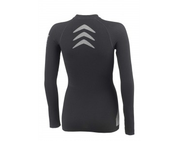 ROSE SEAMLESS II women's long-sleeved undershirt black