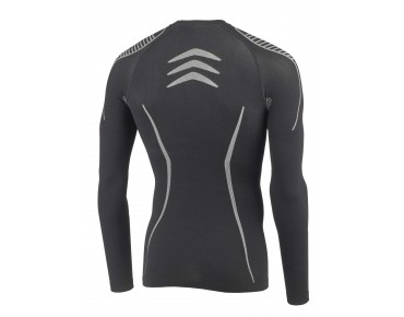 ROSE SEAMLESS II long-sleeved undershirt black