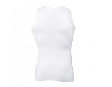 ROSE SEAMLESS II mouwloos ondershirt white
