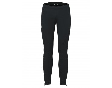 VAUDE WINTRY PANTS III women's soft shell trousers black