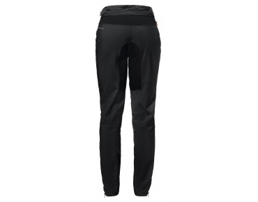 VAUDE QIMSA women's soft shell trousers black