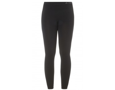 VAUDE SEAMLESS long underpants for women black