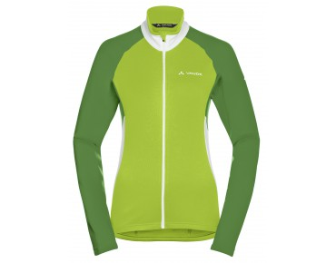 VAUDE MATERA II women's long-sleeved jersey pistachio