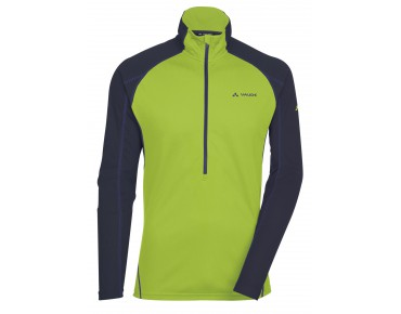 VAUDE LA LUETTE thermal long-sleeved jersey pistachio