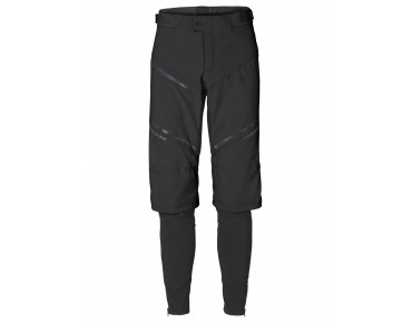 VAUDE VIRT II soft shell trousers black