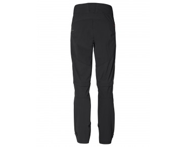 VAUDE MORZINE ZO soft shell trousers black