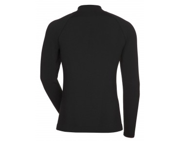 VAUDE SEAMLESS LS long-sleeved undershirt black