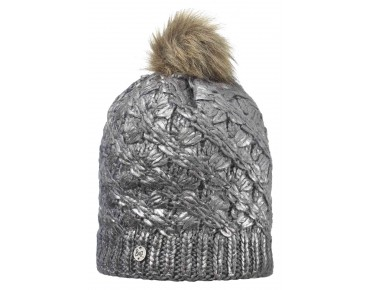 BUFF KNITTED & POLAR SLOISSA CHIC hat graphite