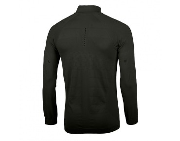FALKE RUNNER zip shirt black