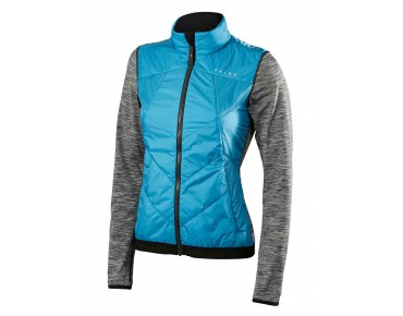 FALKE HYBRID women's Primaloft jacket mermaid