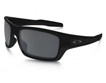 TURBINE sports glasses polished black w/ black iridium