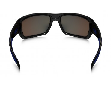 OAKLEY TURBINE sports glasses black ink w/ sapphire iridium