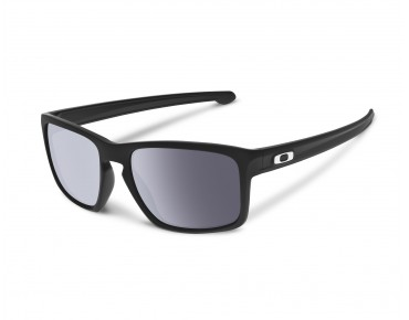OAKLEY SLIVER sunglasses matte black w/grey