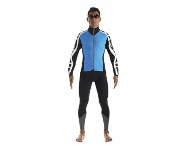 ASSOS iJ.bonKa.6 Slim Fit winter jacket blue