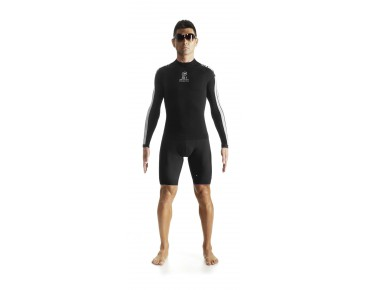 ASSOS LS.skinFoil spring/fall_S7 long-sleeved base layer black
