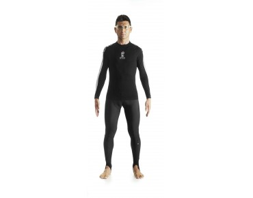ASSOS LS.skinFoil earlyWinter_S7 long-sleeved base layer black