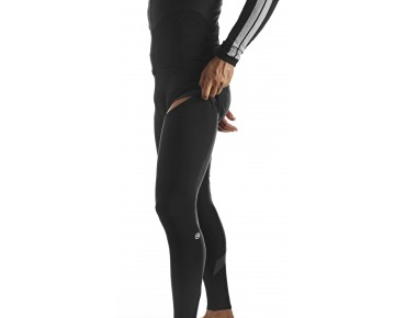 ASSOS EVO7 Beinlinge black