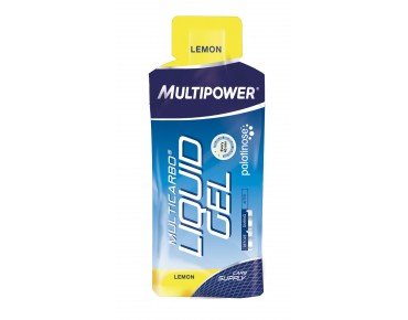 Multipower Multicarbo® LIQUID GEL Lemon