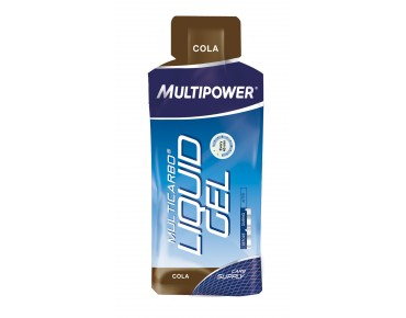 Multipower Multicarbo LIQUID GEL cola