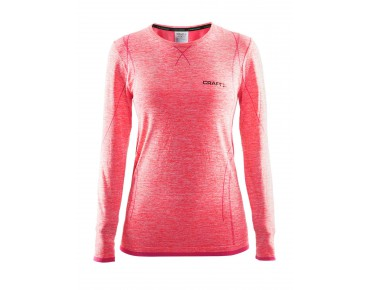CRAFT ACTIVE COMFORT women's long-sleeved base layer crush