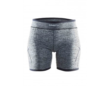 CRAFT ACTIVE COMFORT - boxer donna black melange