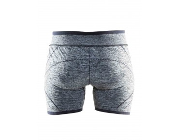 CRAFT ACTIVE COMFORT women's boxer shorts black melange