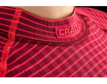 CRAFT ACTIVE EXTREME CN Damen Unterhemd langarm ruby crush