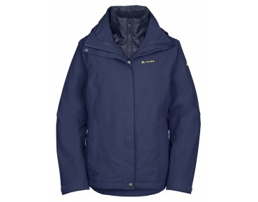 VAUDE TOLSTADH 3-in-1 Damen Jacke sailor blue