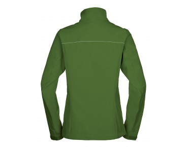 VAUDE CYCLONE IV women's soft shell jacket cactus