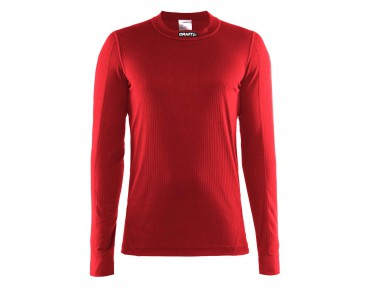 CRAFT ACTIVE MULTI 2-PACK long-sleeved base layer bright red & black