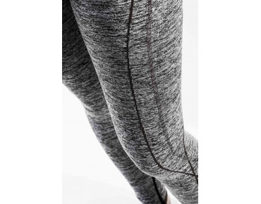 CRAFT ACTIVE COMFORT Kinder Unterhose lang black melange
