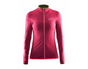 CRAFT MOVE women's long-sleeved jersey ruby crush