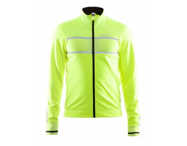 CRAFT GLOW thermal windbreaker flumino/black