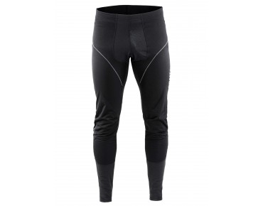 CRAFT MOVE thermal windbreaker tights black