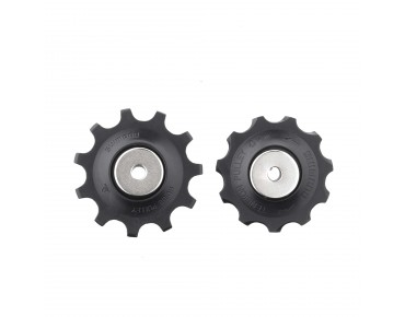 SHIMANO 105 11-speed derailleur wheels black