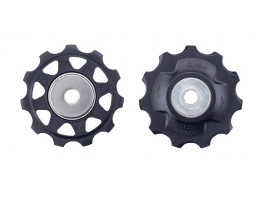 Shimano XTR derailleur wheels, Saint 10-speed schwarz