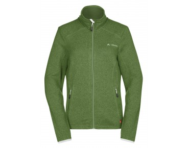 VAUDE RIENZA women's fleece jacket cactus