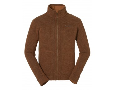 VAUDE ALTIPLANO S soft shell jacket chestnut