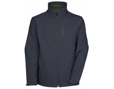 VAUDE CYCLONE IV softshell jacket eclipse/cactus