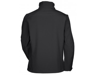 VAUDE CYCLONE IV softshell jacket black